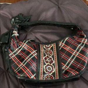 Vera Bradley Frill collection hobo bag